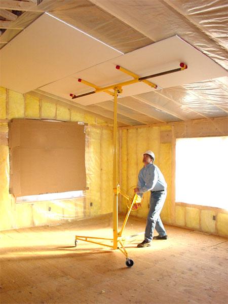 Plaster Board Lifter Akro Multihire