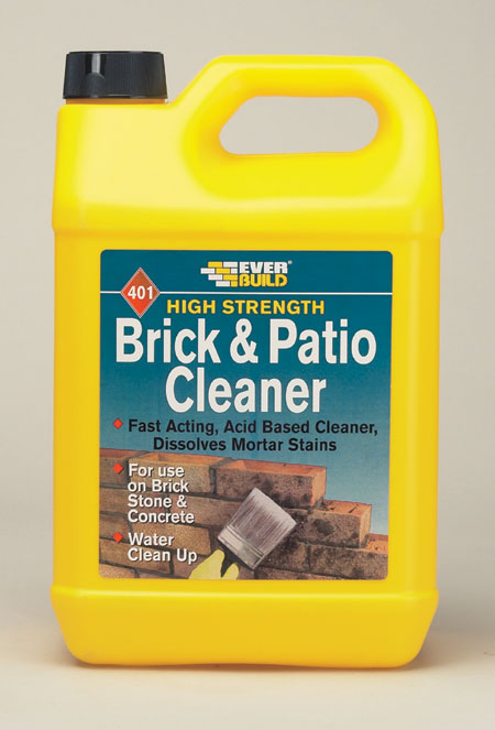 401 Brick Amp Patio Cleaner 5ltr Akro Multihire