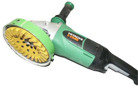 180mm Surface Hand Grinder Akro Multihire
