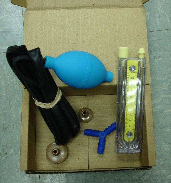 Drain Test Kit